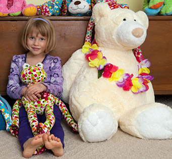 Big Stuffed Animals at deep discounts