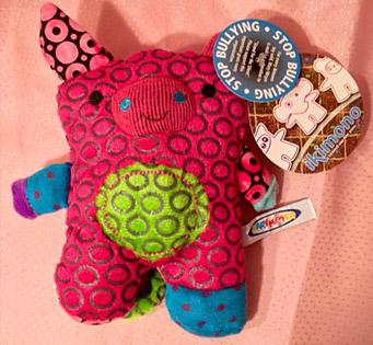 Stufed Ikimono Toys from Mary Meyer