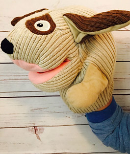 Wholesale Stuffed Puppets by Mary Meyer