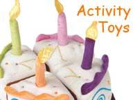 wholesale plush activity toys