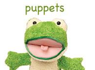 wholesale plush animal puppets