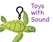 Toys with Sound