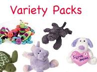 wholesale plush variety packs