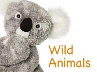 wholesale plush wild animals