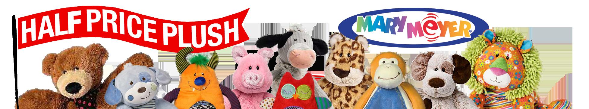 Wholesale stuffed animals at big discounts